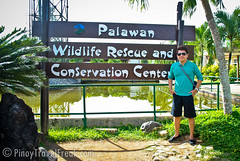Palawan Wildlife Rescue and Conservation Center (PinoyTravelFreak) Tags: palawan puertoprincesacity crocodilefarmandnaturepark palawanwildliferescueandconservationcenter