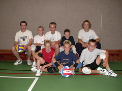 2003 Jongens C1 - Trs. Michiel Veldman en Gert Hamhuis