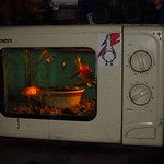 "Fishtank Microwave <a style=""margin-left:10px; font-size:0.8em;"" href=""http://www.flickr.com/photos/14315427@N00/7033983983/"" target=""_blank"">@flickr</a>"