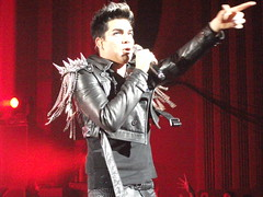 DSCF1872 (shootingdaggers) Tags: queen adamlambert july14th2012