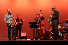 Sink Quartet w guest Paul Carr (woodleywonderworks) Tags: music paul carr concert sink jazz quartet diabetes paulcarr tourdecure 2013 img4420