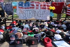 Boston Strong (Read2me) Tags: she sign words memorial many hats pree cye gamewinner thechallengefactory