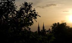(Ln_a_) Tags: city sunset church nature serbia gothic vojvodina srbija banat vrsac