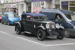 1930 Alfa Romeo 6C 1750 (charlie cars) Tags: street old uk classic car st 1930s high italian ar wwii alfa romeo blacks rare prohibition prewar 6093 st6093