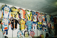 (Marco Antonecchia) Tags: cycling tshirt olympus jersey ciclismo fujifilm mjuii sponsor fujicolor olympusmjuii mji divise jerseycycling