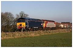 57307/57306 (elr37418) Tags: 57s 57307 57306 preston carlisle brindle virgin trains