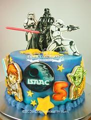 Star Wars Birthday Cake Portsmouth