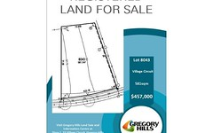 8043 Village Circuit, Gregory Hills NSW
