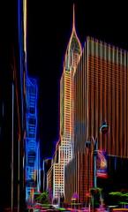 G (NewYorkitecture) Tags: 1930 artdeco chryslerbuilding midtownmanhattan newyorkcity williamvanalen commercial