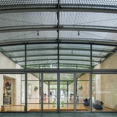 The Nasher Sculpture Center | Dallas, TX | Renzo Piano; The Beck Group (Pete Sieger) Tags: urban usa art museum dallas texas exterior civic sieger renzopiano cultural nashersculpturecenter peterjsieger thebeckgroup april2016dallas5dfwtrip
