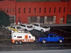 Memorial day 2016 (THE RANGE PRODUCTIONS) Tags: ford toy model dodge greenlight matchbox dioramas diecast 164scale diecastdioramas hoscalefigures