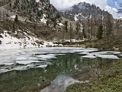 200516_7_edit (plw1053) Tags: mountain lake france alps reflection ice landscape frozen maritimealps adus plw1053 paullgwells