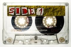 When I was a child... (Cjlws) Tags: macro lens nikon flash sb600 clear mixtape tape 60mm transparent cassette softbox lastolite wheniwasachild su800 d700 macromondays