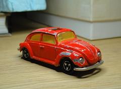 Majorette 202 Volkswagen Beetle 1302 1972-1980 (mustonen.matias) Tags: car toy model 200 series majorette diecast