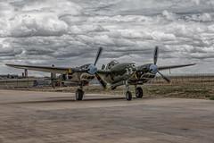 Colorado Springs Airport. (Harry Pherson) Tags: colorado force air b17 commemorative