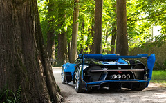 Vision Gran Turismo. (Alex Penfold) Tags: blue italy cars alex car super erba vision gran autos este bugatti turismo supercar ville deste cabron penfold derba