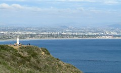 Cabrillo National Monument (kristinelizard) Tags: ocean sea monument water bay san view sandiego diego cabrillo