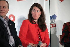 Alison Lundergan Grimes (Gage Skidmore) Tags: california paul michael center sally convention pasadena davis wendy joanne alison murphy begala 2016 grimes kohn bamber lundergan politicon