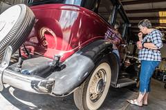 1934 Hupmobile rear right (kryptonic83) Tags: 1934 hupmobile oldcars