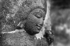 Gods smile-Pazhuvr Temple (Ramesh M Photography) Tags: blackandwhite sculpture clouds temple ngc tamilnadu ngo indianphotography nationalgeographicgroup digitalslrphotographymagazine tamilnadutourism rameshmuthaiyan rameshmphotography rameshmclick pazhuvur templearchtect