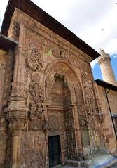 Divrigi World Heritage Site, Turkey (Ameer Hamza) Tags: world heritage site sivas divrigi turkey 2016 mesjid masjid mosque historical unesco splendid portal gateway