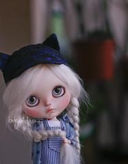 Dada (_babycatface_) Tags: cute toy doll cutiepie blythe custom takara blythedoll dollphotography customblythe customdoll toyphotography dollcustom blythecustom takaradoll babycatfacedollies babycatface