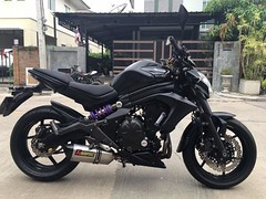 Kawasaki ER-6n 2013
