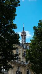 Paris Eiffelturm (Manuel Leh) Tags: summer paris france eiffelturm