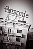Ansonia Apartments (Shakes The Clown) Tags: california old windows signs stairs vintage typography lights losangeles flickr neon apartment illumination places architectural retro signage font scaffold downtownla 6thstreet midwilshire canon5dmarkii