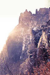 Ай-Петри в лучах (Popenko Mix) Tags: солнце горы крым айпетри