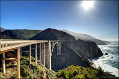 Bixby Creek Bridge (Stefan Bock) Tags: california usa landscape bigsur architektur brcke landschaft kalifornien bixbybridge