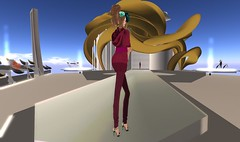 AVENUE MIX + MESH FAIR (Ananya Mai People's Choice MVW2013) Tags: by model difference torn avenue