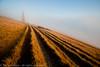 The Obelisk (TDR Photographic) Tags: uk light sunset sea england mist canon landscape evening coast track atmosphere trail dorset obelisk footpath nightfall possibles eos5d dorsetcoastpath whitenothe superaplus aplusphoto