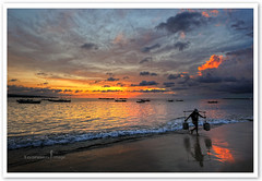 Bali - Jimbaran Beach Sunset (TOONMAN_blchin) Tags: sunset bali jimbaranbeach toonman mygearandme mygearandmepremium mygearandmebronze mygearandmesilver mygearandmegold mygearandmeplatinum mygearandmediamond dblringexcellence tplringexcellence flickrstruereflection1 flickrstruereflection2 eltringexcellence