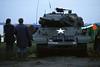 Sherman Tank Destroyer at North Weald 1983 (beareye2010) Tags: usa airshow 1983 1980s sherman raf m10 airdisplay shermantank northweald tankdestroyer ustank 3inchgun gunmotorcarriage shermantankdestroyer
