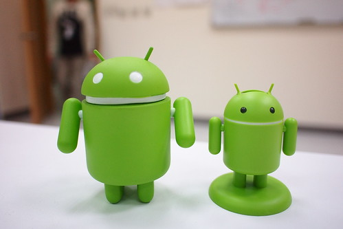 Android by othree, on Flickr