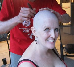 Shave 2012 (Tanya in BNE) Tags: gonetomorrow shave2012march2012marchworldsgreatestshavecancerleukaemiafoundationshavemehairheadshavedshavingbaldbaldnesshairtoday gonetomorrow