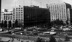 la pileta de la Plaza Bulnes (santiagonostalgico) Tags: chile santiago urbano antiguo patrimonio santiagonostalgico