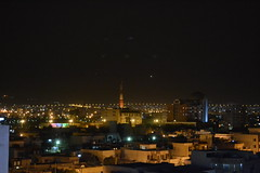 Sualimani @ Night (Aws Al-Nuaimi) Tags: street city star salem zara sstreet sulimani
