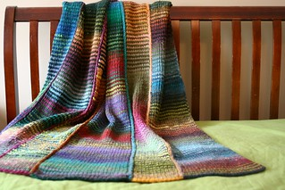 64 Crayons pattern by Amy Swenson