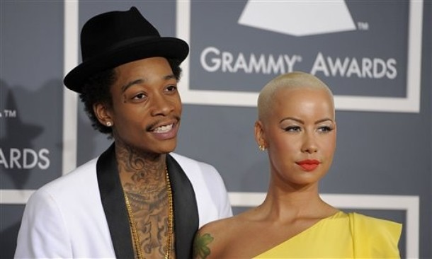 2012 Grammy Awards Arrivals
