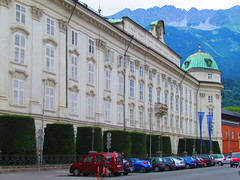 Hofburg, Innsbruck (twiga_swala) Tags: old architecture austria town sterreich palace empire imperial residence baroque altstadt tyrol innsbruck attractions austrian hofburg innsbrucker