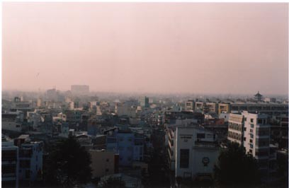 View of Saigon