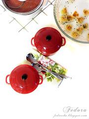 / Cold Tomato Soup (fedorcka) Tags: tomato soup