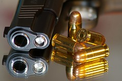 45 and ammo (KayleighWilson) Tags: shells gun 45 pistol ammo bullits 1911 hangun deserteagle magnumresearch