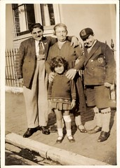 Vintage portrait (mizaliza) Tags: family boy portrait children 1930s father mother husband wife etsy quaint photovintage photoantique etsydelphiniumsbluedelphiniumsbluefound girlnostalgia
