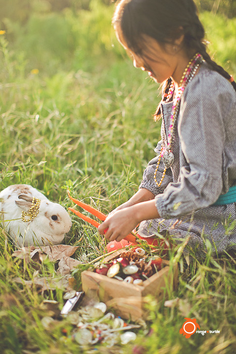 Easter treasure hunting