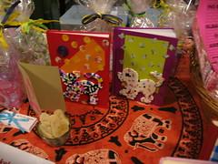 Strijkkralen notebooks (mooie wereld in een dag) Tags: beurs notebooks creatief strijkkralen vrouwenavond