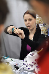 Jess Greshner (Creativ Festival) Tags: toronto ontario guests diy create mississauga learn crafting lessons workshops exhibitors showfloor internationalcentre creativfestival