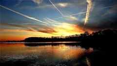 Crossroads in the sky (1suncityboi) Tags: stunningskies mygearandme dscw570 rememberthatmomentlevel1 rememberthatmomentlevel2 rememberthatmomentlevel3